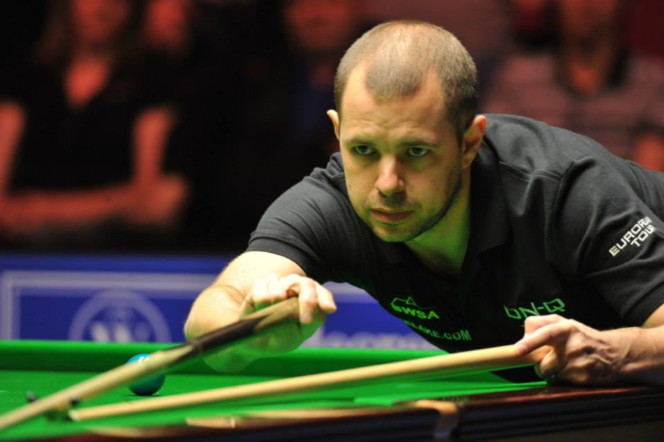 Barry Hawkins, PTC Grand Final 2014