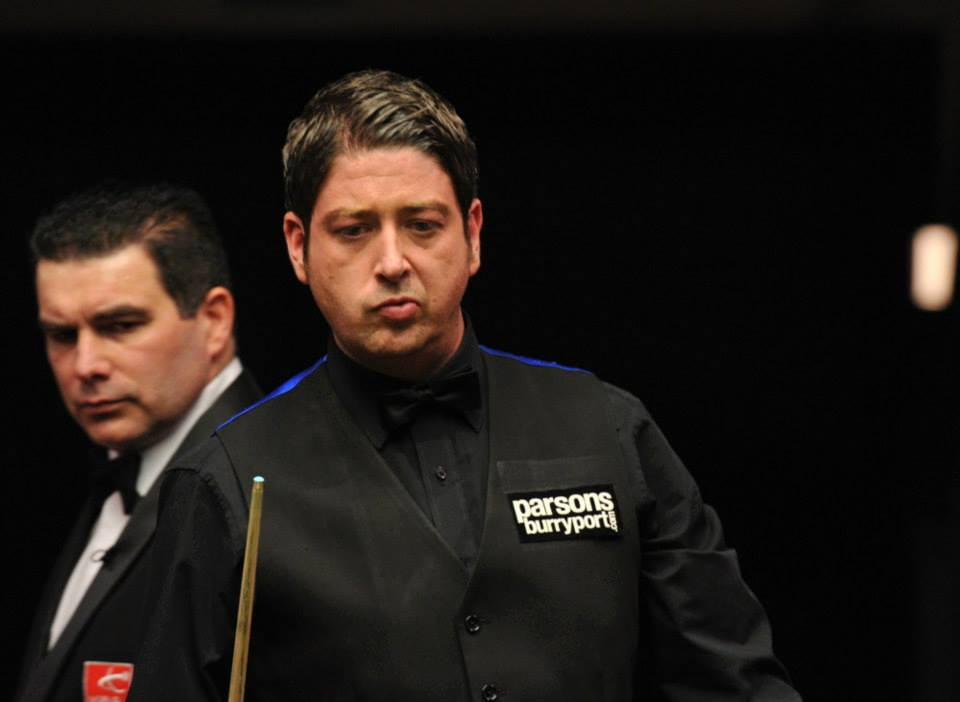 Matthew Stevens (German Masters 2014)