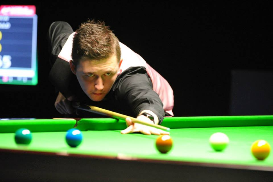 Kyren Wilson (UK Championship 2013), Foto © Monique Limbos