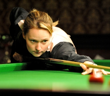Frauen Snooker