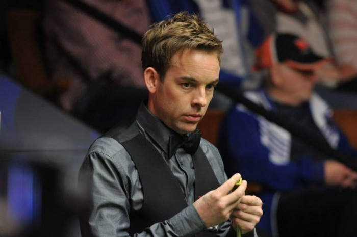 Ali Carter, Foto © Monique Limbos