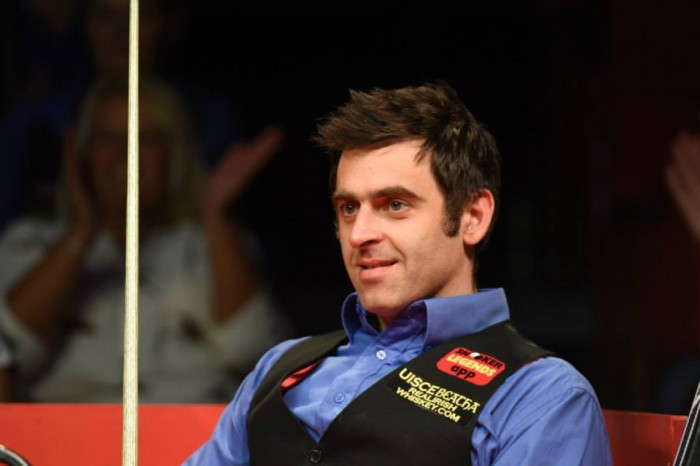 Ronnie O'Sullivan, Foto © Monique Limbos