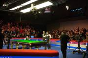 Ronnie O'Sullivan bei seinem 13. Maximum Break