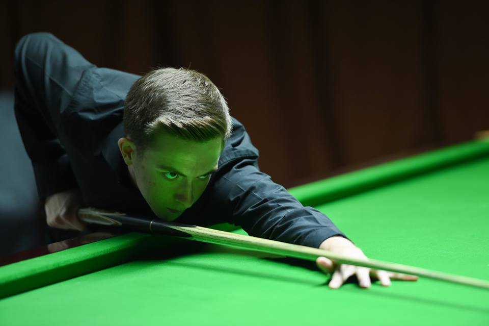 Sean O'Sullivan, Bulgarian Open 2014