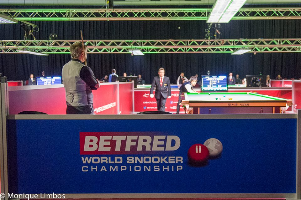 Snooker Wm Qualifikation