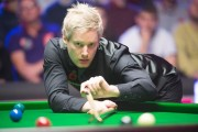 Der neue Champion of Champions: Neil Robertson, Foto © Monique Limbos