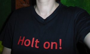 Shirt Holt on