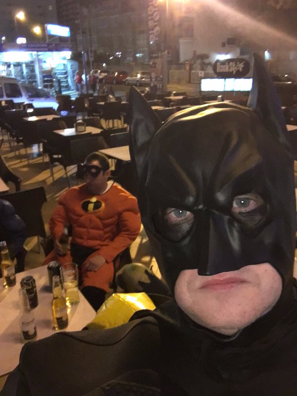 Dunn Batman