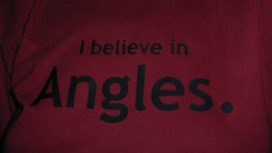 Foto I believe in Anlgles
