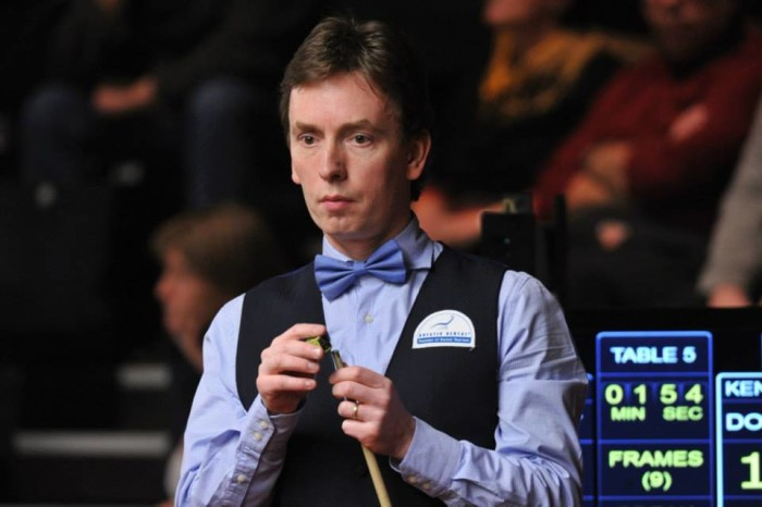 Ken Doherty, German Masters 2014