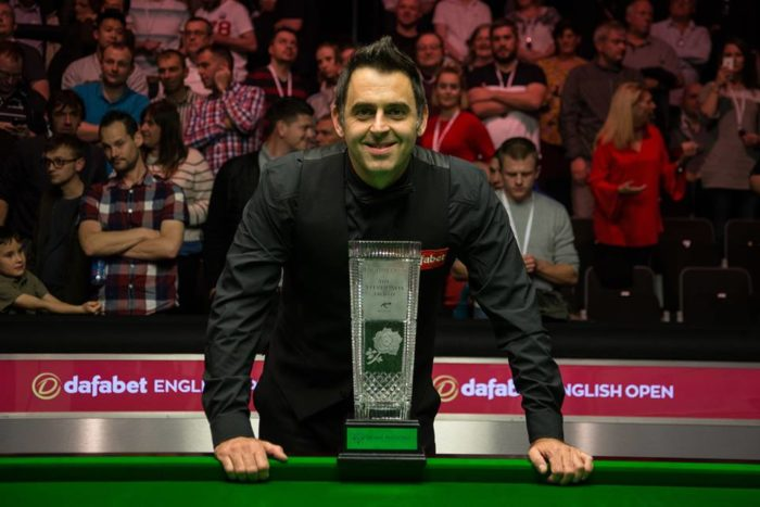 O'Sullivan, English Open 2017