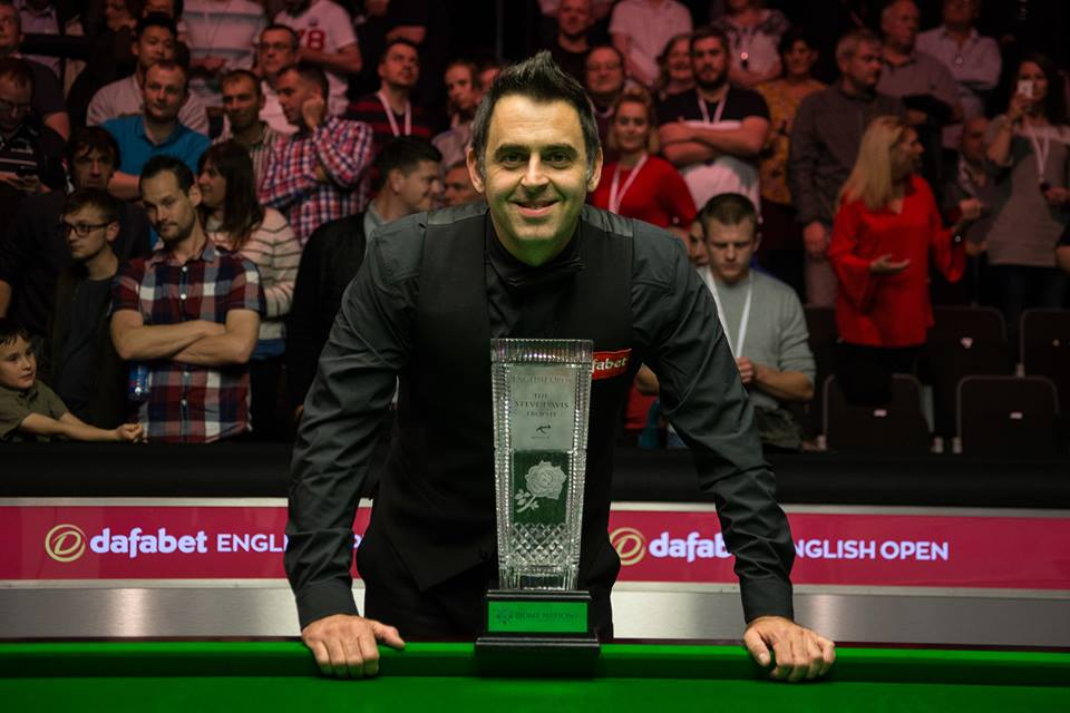 Snooker English Open 2021 Ergebnisse