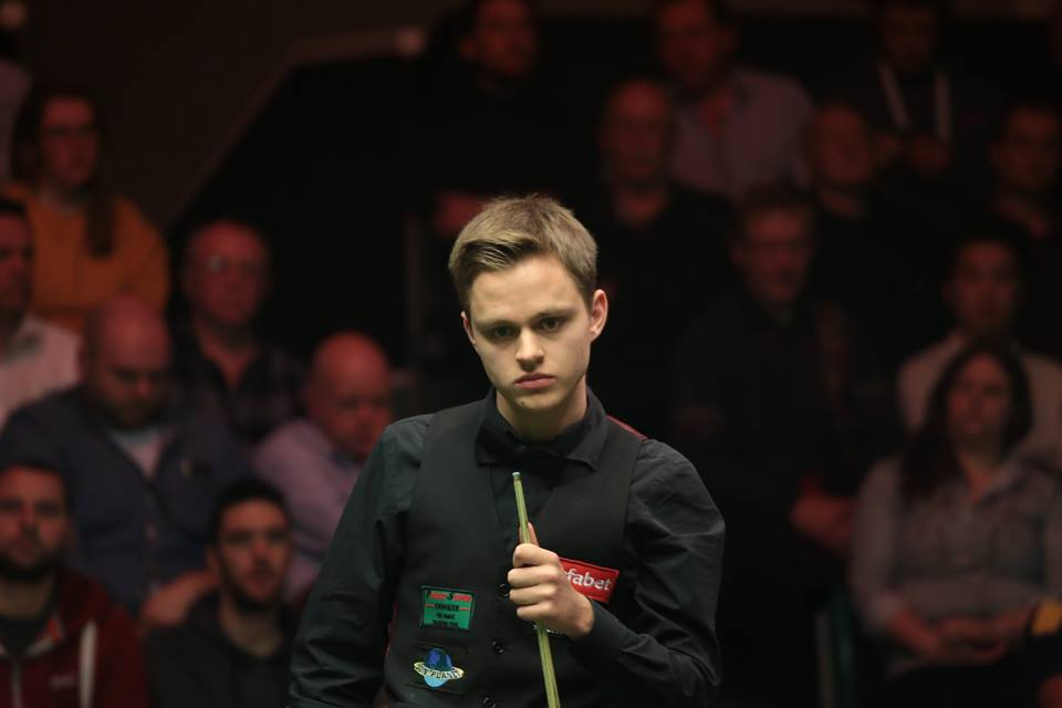 Lukas Kleckers, Northern Ireland Open 2017