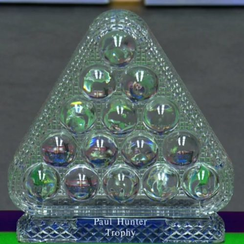 Die Paul Hunter Trophy Masters 2018