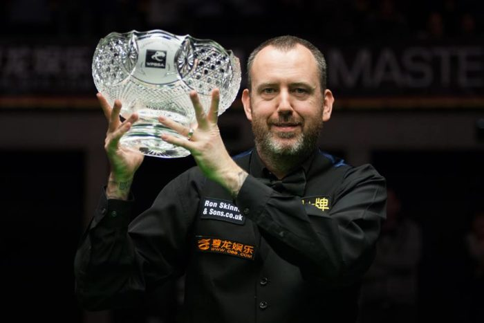Mark Williams, German Masters 2018