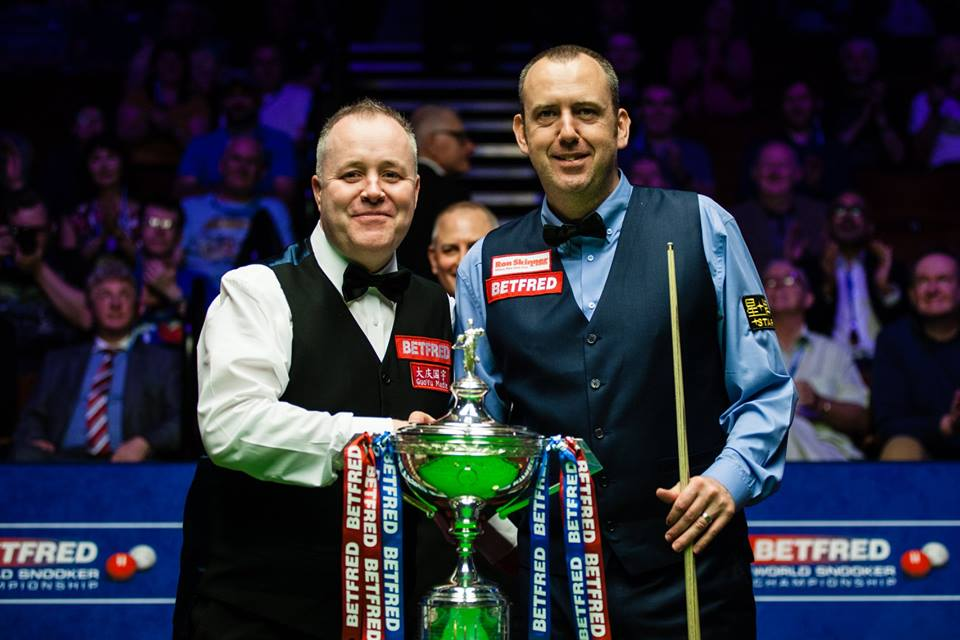 Higgins, Trophäe der Weltmeister, Williams
