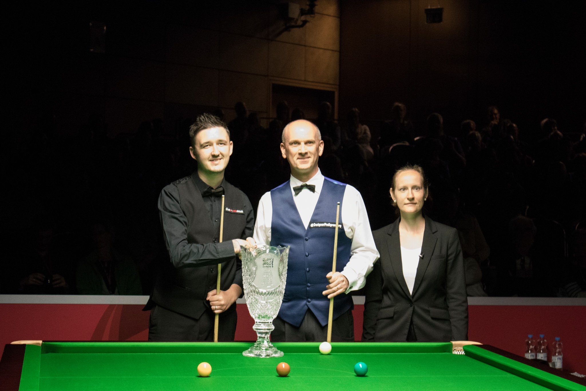 Peter Ebdon, Kyren Wilson Paul Hunter Classic 2018