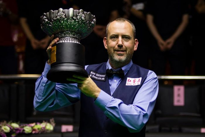 Mark Williams, World Open 2018