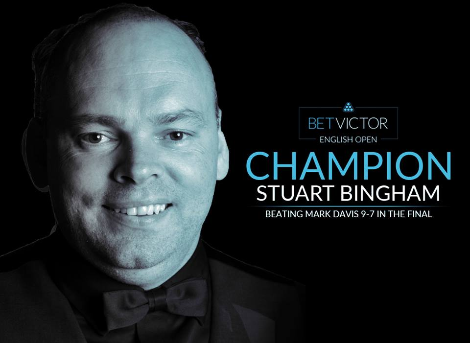English Open Gewinner Bingham