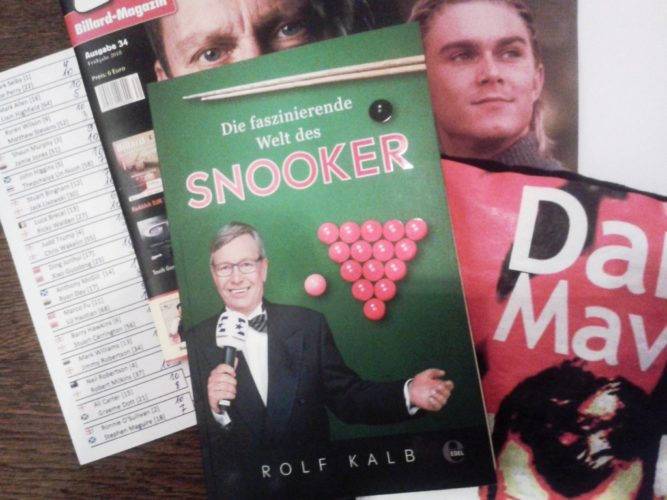 Rolf Kalb, Snooker