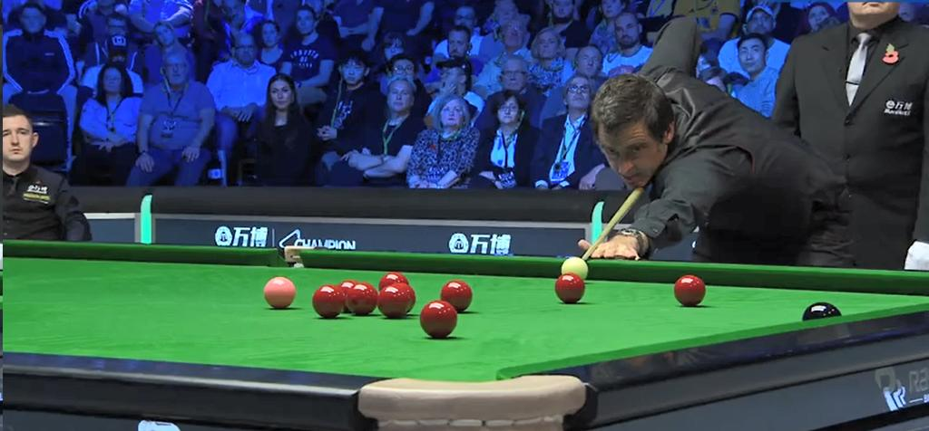 Ronnie O'Sullivan, Champion of Champions 2018