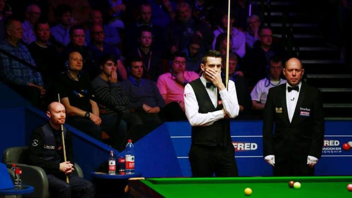 Murphy Selby Williams raus