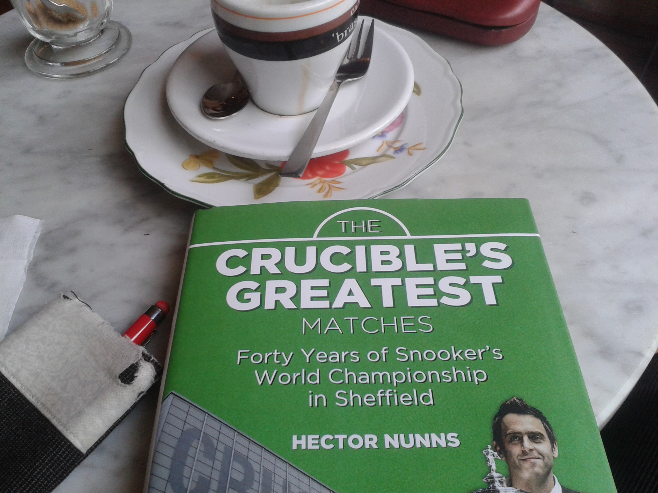 Cover Crucible's Greatest